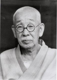 井上善次郎(1862~1941). 山極先生